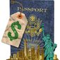 The Value of the United States Passport Illustration by Greg Groesch/The Washington Times