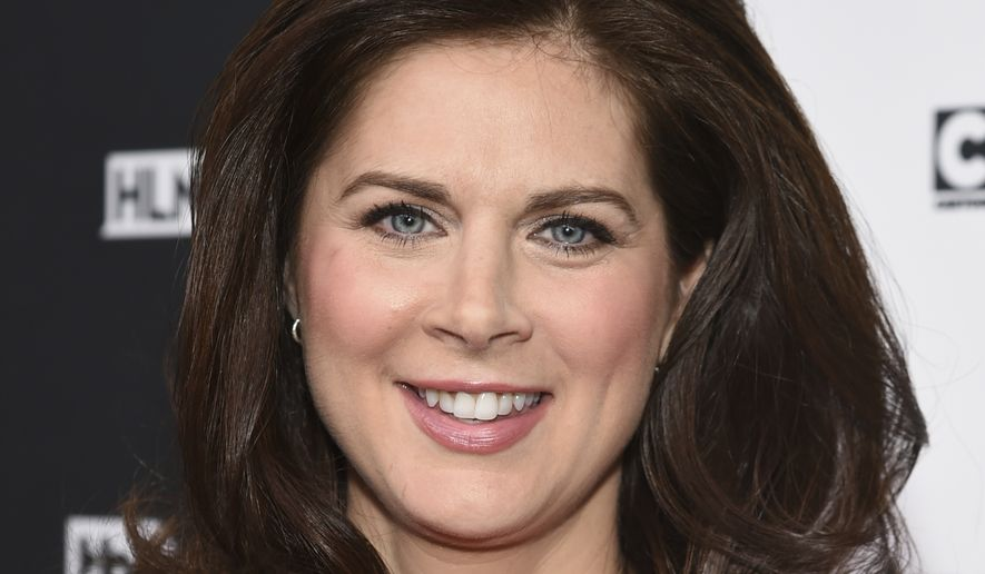 Erin Burnett attends the Turner Network 2016 Upfronts at Nick & Stef's Steakhouse on Wednesday, May 18, 2016, in New York. (Photo by Evan Agostini/Invision/AP)