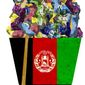 Illustration on the potential for developing the mineral wealth of Afghanistan by Alexander Hunter/The Washington Times