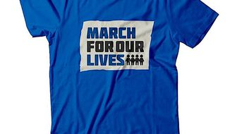 "Besides the mega-march against gun violence in the nation's capital on March 24, some 500 ""sibling marches"" are planned in all 50 states, and several nations overseas. (Everytown for Gun Safety)"