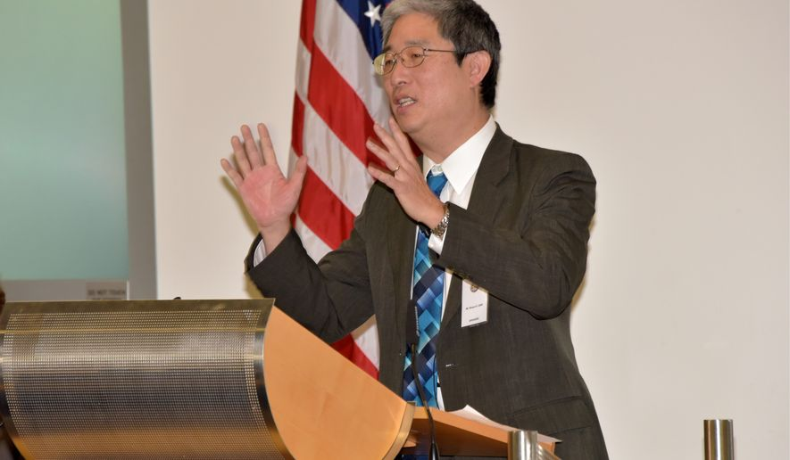 """Bruce Ohr, associate deputy attorney general with the Organized Crime Drug Enforcement Task Forces of the U.S. Department of Justice, presents """"Developing Global Corruption against Corruption and Transnational Organized Crime"""" during the Global Countering Transnational Organized Crime Alumni Community of Interest Workshop Feb. 4, at the George C. Marshall European Center for Security Studies in Garmisch-Partenkirchen, Germany. (Marshall Center photo by U.S. Army Sgt. Amanda Moncada/RELEASED)"""