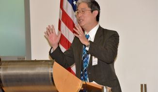 "Bruce Ohr, associate deputy attorney general with the Organized Crime Drug Enforcement Task Forces of the U.S. Department of Justice, presents ""Developing Global Corruption against Corruption and Transnational Organized Crime"" during the Global Countering Transnational Organized Crime Alumni Community of Interest Workshop Feb. 4, at the George C. Marshall European Center for Security Studies in Garmisch-Partenkirchen, Germany. (Marshall Center photo by U.S. Army Sgt. Amanda Moncada/RELEASED)"