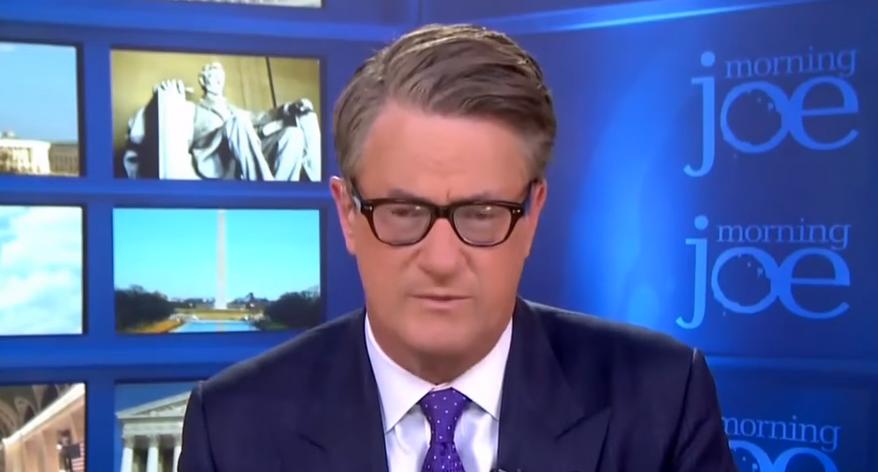 MSNBC's Joe Scarborough