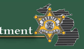 Screen capture from the Isabella County Sheriff's Department website [http://www.isabellacounty.org/dept/sheriff]