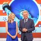 Wheel of Fortune host Pat Sajak is formally asking his fellow celebrities and performers to mind their own business when it comes to politics. (Wheel of Fortune)