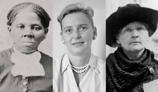 Women's History Month quiz