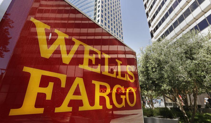 Банк - Wells Fargo