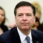 Former FBI director James B. Comey's status as a best-selling author has already been set, along with a high-profile national book tour. (Associated Press)