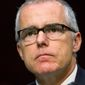 Andrew McCabe. (Associated Press) ** FILE **