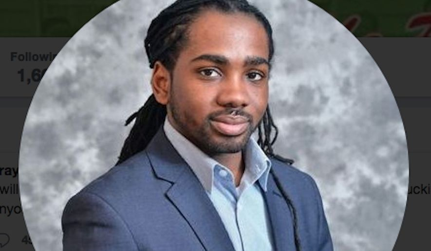 D.C. Council member Trayon White Sr., a Democrat, has apologized for anti-Semitic comments he made Friday suggesting that Jewish financiers control the weather. (Twitter/@trayonwhite)