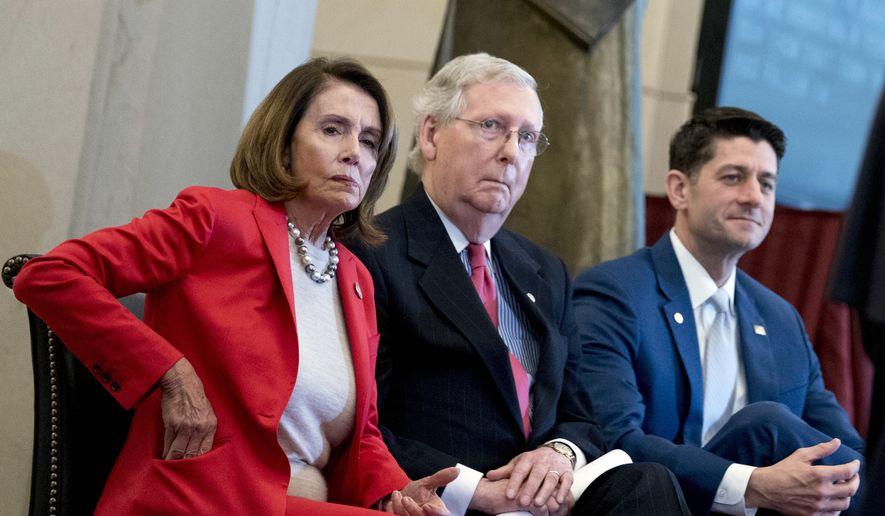 Pelosi: GOP sped $1.3 trillion bill through to hide Democrats' wins