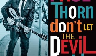 "This cover image released by Thirty Tigers shows ""Don't Let The Devil Ride"" by Paul Thorn. (Thirty Tigers via AP)"