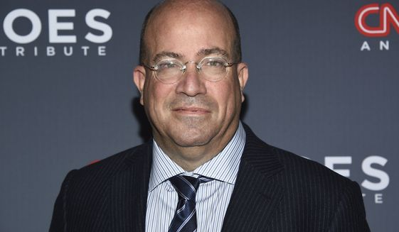 In this Dec. 17, 2017 file photo, CNN president Jeff Zucker attends the 11th annual CNN Heroes: An All-Star Tribute in New York. (Photo by Evan Agostini/Invision/AP, File)