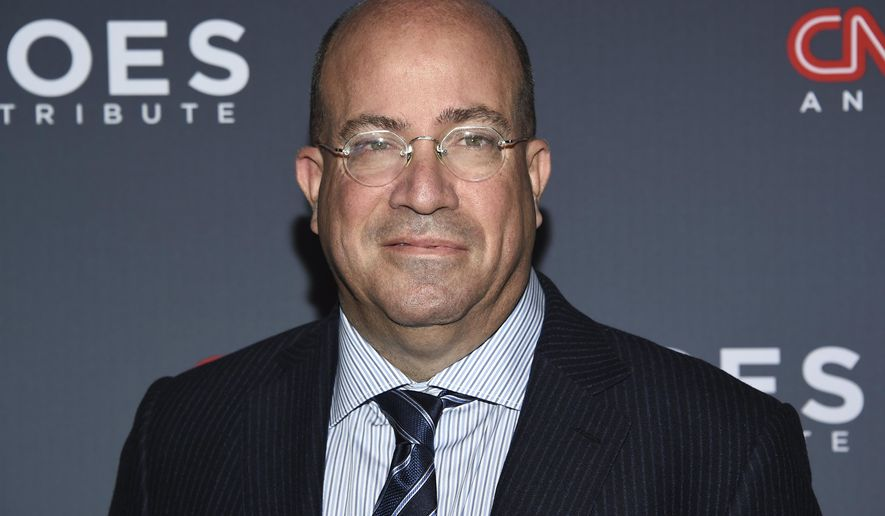 In this Dec. 17, 2017, file photo, CNN president Jeff Zucker attends the 11th annual CNN Heroes: An All-Star Tribute in New York. (Photo by Evan Agostini/Invision/AP, File)