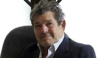 In this March 14, 2018 photo, Rolling Stone founder Jann Wenner poses for a portrait in his New York office. Wenner feels the #MeToo movement shows an absence of due process. He said he feels that mere accusations of sexual impropriety are threatening careers, many times without corroboration with people losing their jobs. (AP Photo/John Carucci)