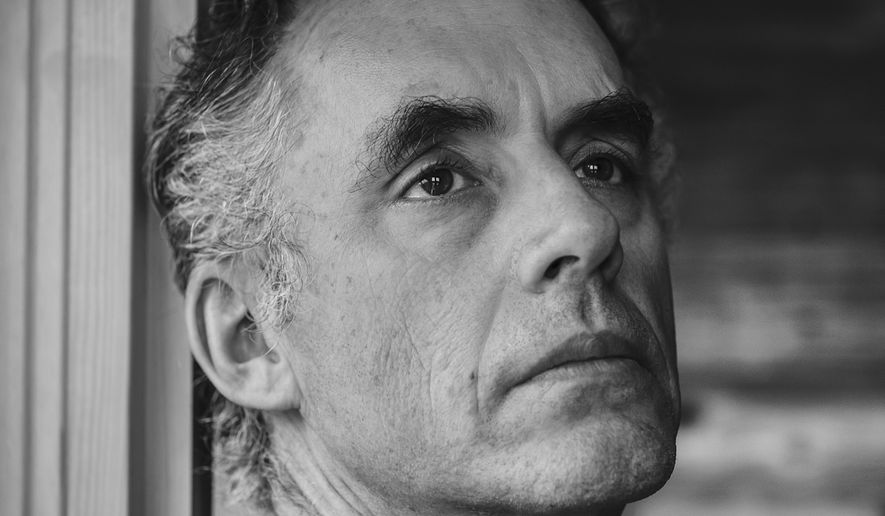 Jordan Peterson (Photograph by Daniel Ehrenworth)