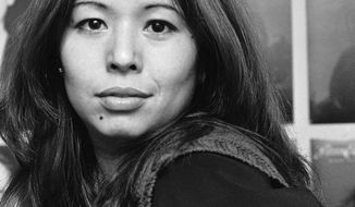 """FILE - In this March 20, 1978 file photo Yvonne Elliman poses in Los Angeles. The Grammy Award-winning singer who gained fame for hits from """"Jesus Christ Superstar"""" and """"Saturday Night Fever"""" will be sentenced on drug possession charges in Guam this week. Yvonne Marianne Elliman-Alexander, who performs under her maiden name Yvonne Elliman, and her husband, Allen Bernard Alexander, were scheduled for sentencing Tuesday, March 27, 2018, in the U.S. territory, where they had gone to perform at a benefit concert.   (AP Photo, File)"""