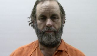 This photo provided by the Cameron County, Texas, Sheriff's Department shows Jeffrey Henry. The Kansas City Star reports that Schlitterbahn Waterparks and Resorts co-owner Henry was arrested Monday, March 26, 2018, in Cameron County. (Cameron County Sheriff's Department via AP)