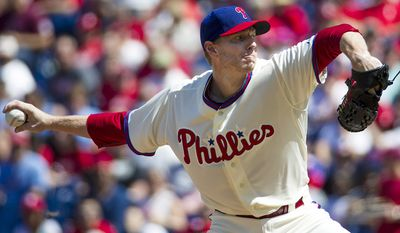 Roy Halladay (May 14, 1977  November 7, 2017) pitched for theToronto Blue JaysandPhiladelphia Philliesbetween 1998 and 2013. Halladay was the Blue Jays' first draft selection in the1995 MLB draft, the 17th pick overall, and played for the team from 1998 through 2009, after which he was traded to Philadelphia. On May 29, 2010,Halladay pitched the 20th perfect gamein MLB history, beating theFlorida Marlinsby a score of 10.On October 6, 2010, in his first postseason start, Halladay threw the secondno-hitterin MLBpostseasonhistory. It was his second no-hitter of the year (following the May 29 perfect game), making Halladay the fifth pitcher in major league history (and the first sinceNolan Ryanin 1973) to throw multiple no-hitters in the same season. During the 2012 season, he became the 67th pitcher to record 2,000 strikeouts. Halladay was also one of six pitchers in MLB history to win theCy Young Awardin both theAmericanandNational Leagues. On November 7, 2017, Halladay died when hisICON A5amphibious plane crashed into theGulf of Mexicooff the coast of Florida.  (AP Photo/Christopher Szagola)