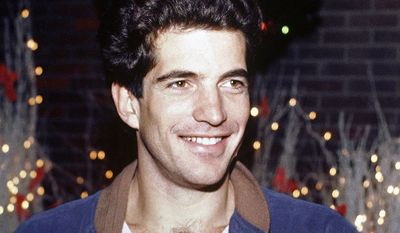 """John F. Kennedy Jr. (November 25, 1960  July 16, 1999) was a lawyer, journalist, and magazine publisher. He was a son of President John F. Kennedy and First Lady Jacqueline Kennedy, and a younger brother of former Ambassador to Japan, Caroline Kennedy. On July 16, 1999, Kennedy departed from Fairfield, New Jersey at the controls of his Piper Saratoga light aircraft. He was traveling with his wife Carolyn and sister-in-law Lauren Bessette to attend the wedding of his cousin Rory Kennedy at Martha's Vineyard. Kennedy had checked in with the control tower at the Martha's Vineyard Airport, but the plane was reported missing after it failed to arrive on schedule. On July 18, a Coast Guard admiral declared an end to hope that Kennedy, his wife and her sister could be found alive. The fragments of Kennedy's plane were found by the NOAA vessel Rude using side-scan sonar. The next day, Navy divers descended into the 62 °F water. The divers found part of the shattered plane strewn over a broad area of seabed 120 feet below the surface of the Atlantic Ocean. The search ended in the late afternoon of July 21, when the three bodies were recovered from the ocean floor by Navy divers and taken by motorcade to the county medical examiner's office. The National Transportation Safety Board determined that pilot error was the probable cause of the crash: """"Kennedy's failure to maintain control of the airplane during a descent over water at night, which was a result of spatial disorientation."""" (AP Photo)"""