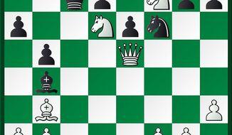 Kieseritzky-von Eckstaedt after 19...Bb4.