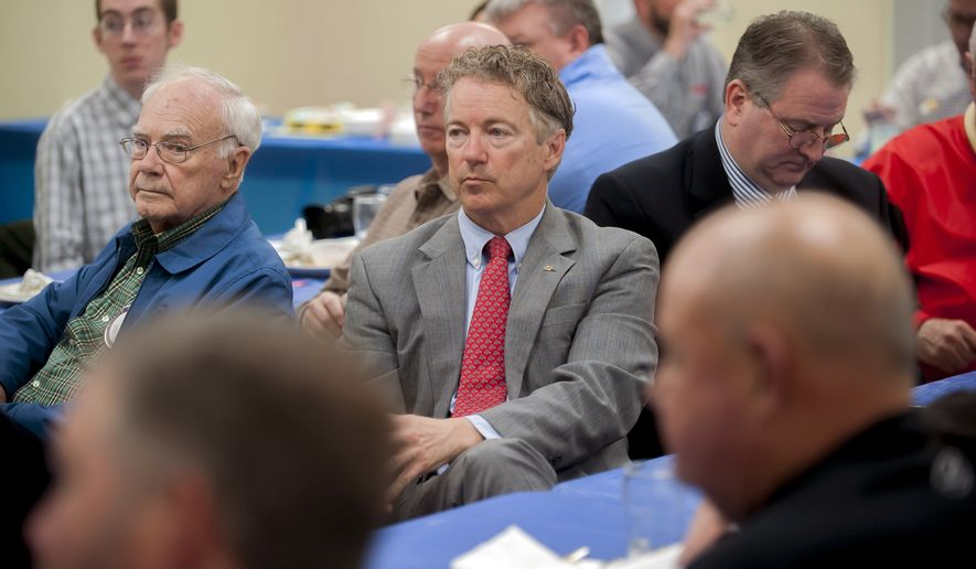 Sen. Rand Paul: Lack of open debate on immigration bill prevented a compromise