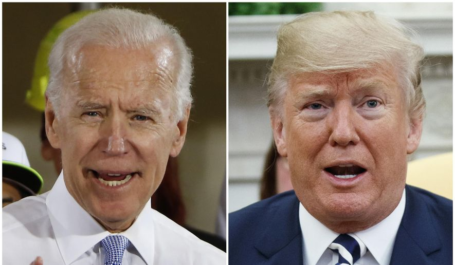 Joe Biden calls out Trump over hesitancy to criticize extremist groups