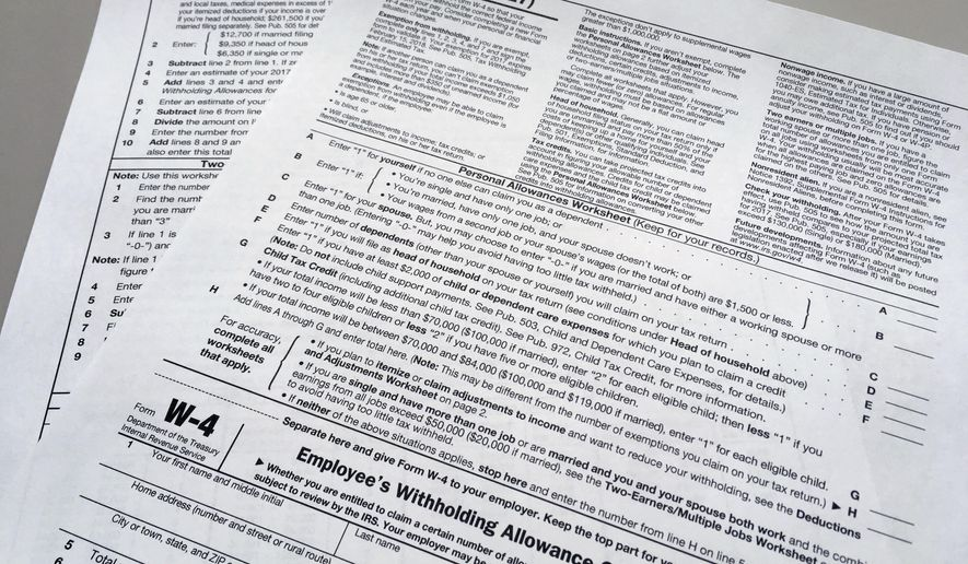 irs tax return audit rate lowest in 15 years washington times