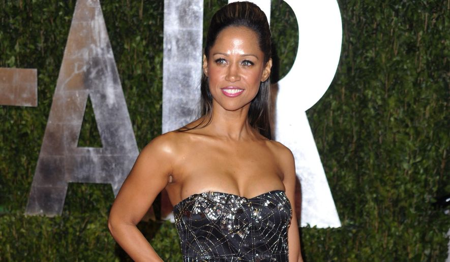 In this March 7, 2010, file photo, actress Stacey Dash arrives at the Vanity Fair Oscar party in West Hollywood, Calif. (AP Photo/Peter Kramer, File)