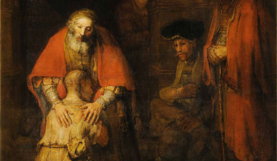 The Return of the Prodigal Son (Rembrandt)