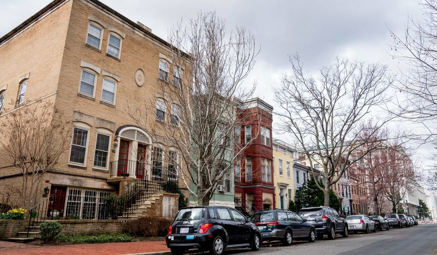 Environmental Protection Agency Administrator Scott Pruitt paid a powerful lobbyist $50 a night to stay at this condo on Capitol Hill. Even the cheapest single rooms in the major-chain hotels in that neighborhood typically start at four or five times that amount. (Associated Press/File)