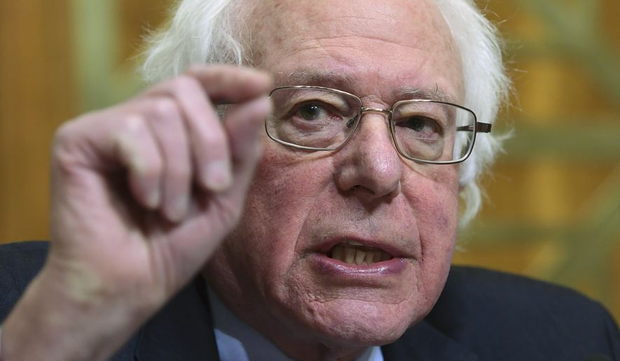 """""""This is an issue that has got to be looked at,"""" Sen. Bernard Sanders said. """"What we're seeing all over this country is the decline in retail. We're seeing this incredibly large company getting involved in almost every area of commerce and I think it is important to look at the power and influence that Amazon has."""""""