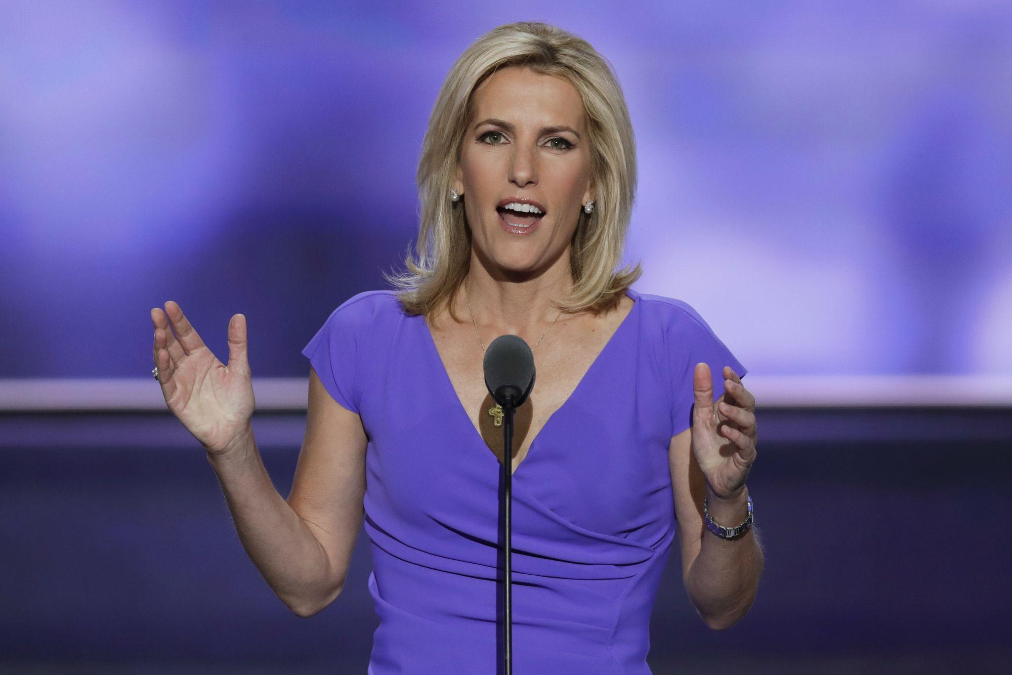 Laura Ingraham run through shredder of lying national media