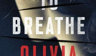 """This cover image released by Dutton shows """"Too Close To Breathe,"""" a novel by Olivia Kiernan. (Dutton via AP)"""