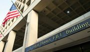 In this Nov. 2, 2016, file photo, the FBI's J. Edgar Hoover headquarter building in Washington. (AP Photo/Cliff Owen, File)