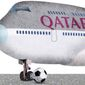 Qatar and the World Cup Illustration by Greg Groesch/The Washington Times