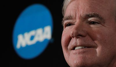 NCAA president Mark Emmert said reforms will be presented to the board of directors on April 25.