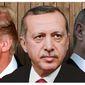Trump, Erdogan and Putin           The Washington Times