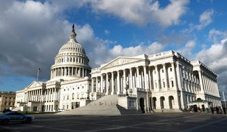 A new poll reveals that 7-out-of-10 Americans believe they work harder than Congress. Only 15 percent said Congress works harder. (Associated Press)
