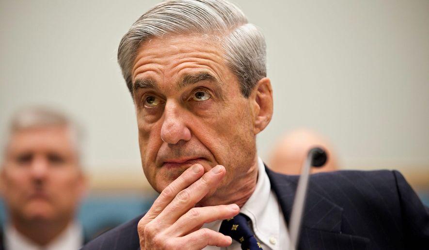 Robert Mueller. (Associated Press) ** FILE **