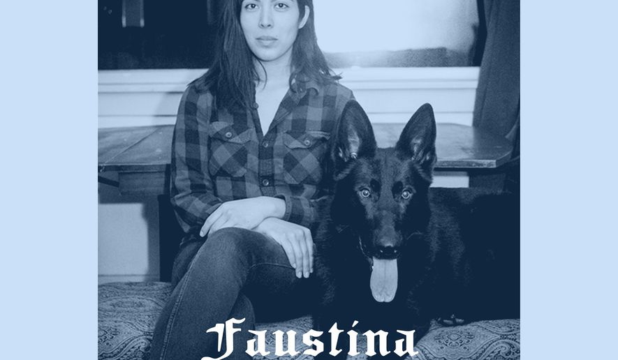 This cover image released by Mama Bird shows the self-titled debut album by Faustina Masigat. (Mama Bird via AP)