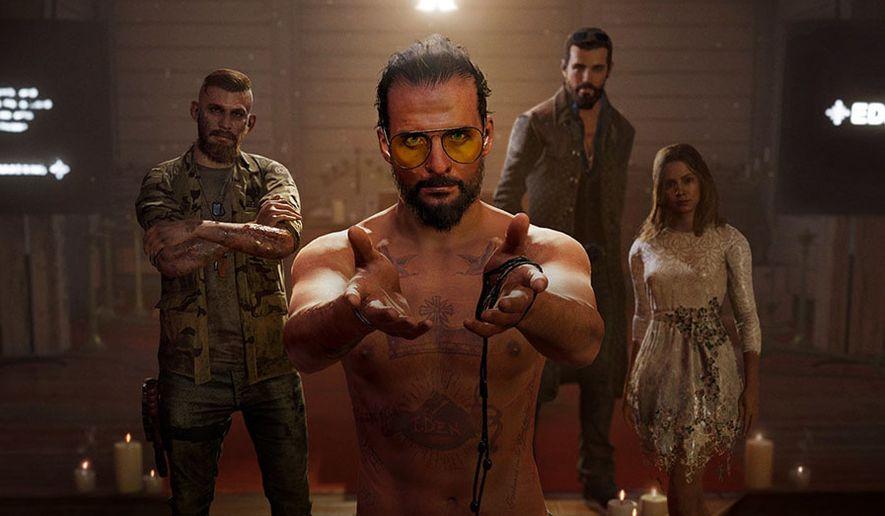 Zadzooks Far Cry 5 Review Ps4 Washington Times
