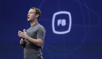 Facebook founder and CEO Mark Zuckerberg will go before Congress to explain his business practices. There are now 2 billion Facebook users. (Associated Press)