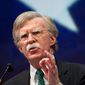 John Bolton. (Associated Press) ** FILE **