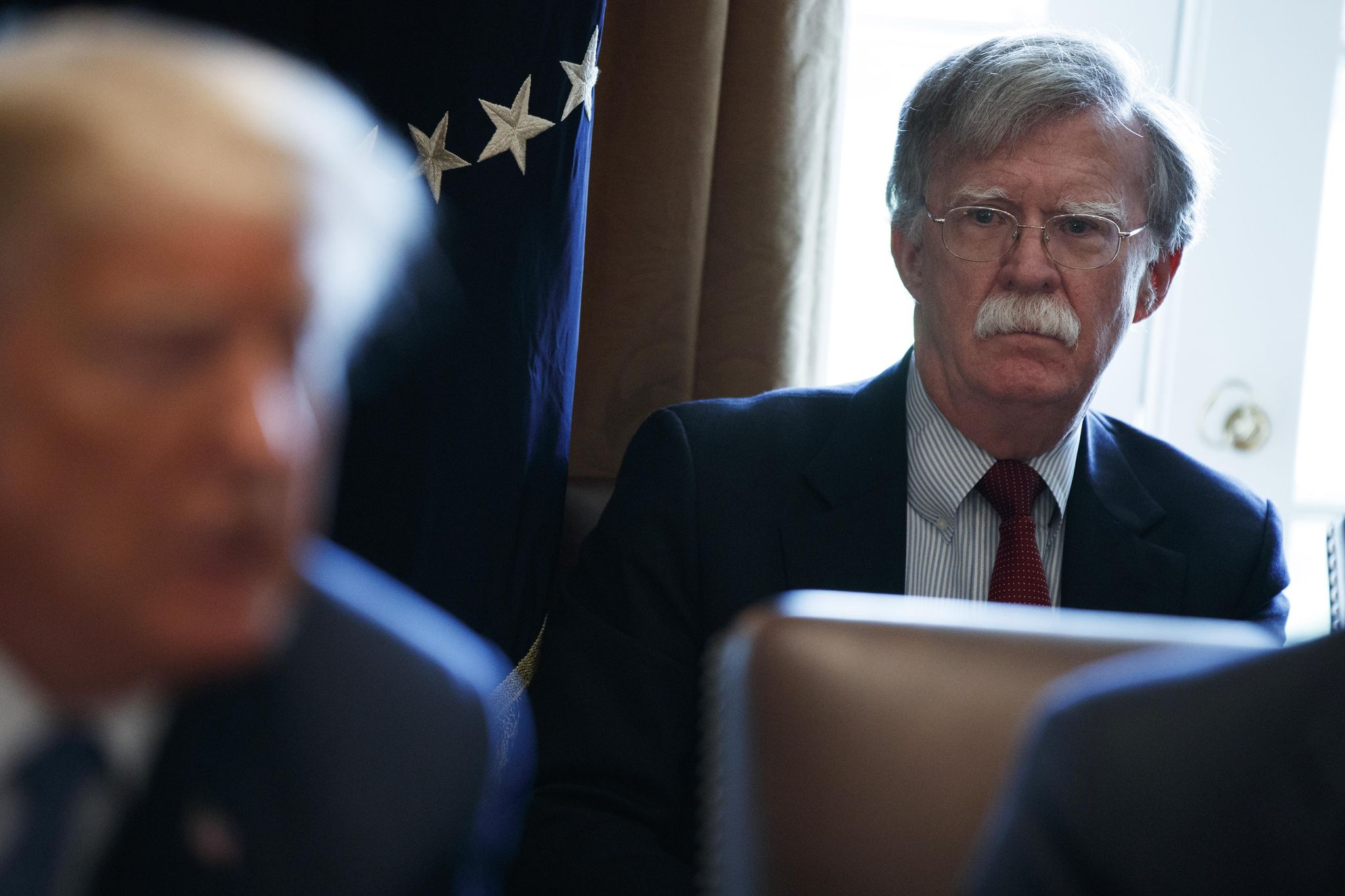 Trump appoints former Reagan official as Bolton's deputy