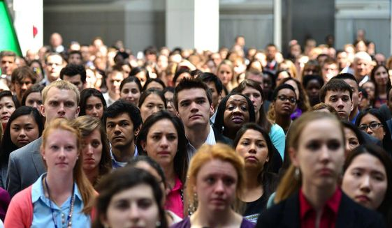 Over a third of millennials still live at home with their parents, says new analysis of Census Bureau numbers. (Associated Press)