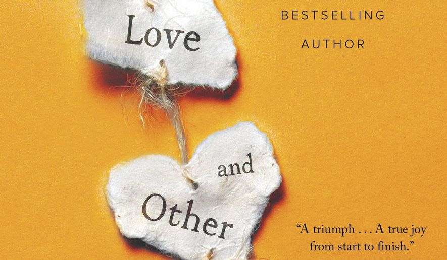 """This cover image released by Gallery Books shows """"Love and Other Words,"""" by Christina Lauren. (Gallery Books via AP)"""