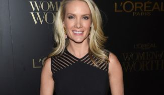 "FILE - In this Dec. 6, 2017 file photo, Fox News personality Dana Perino attends the L'Oreal Women of Worth Awards in New York. Perino was an original panelist on ""The Five"" when it started in 2011. Fox gave her more assignments and earned a weekday show at 2 p.m. Eastern time last fall. (Photo by Evan Agostini/Invision/AP, File)"