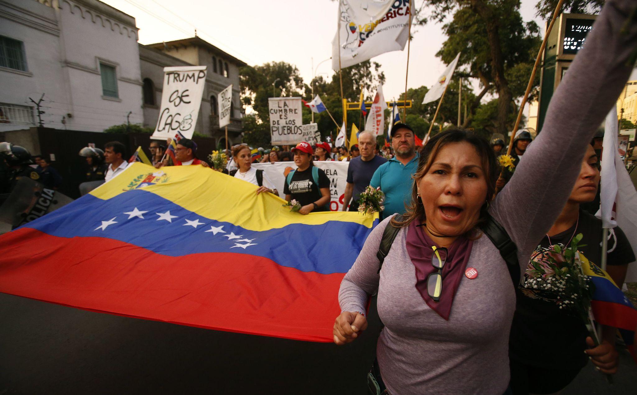 Venezuela collapse creates immigration wave in South America - Washington Times