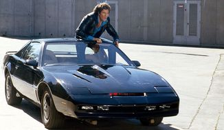 "1980s TV quiz with ""Knight Rider"""